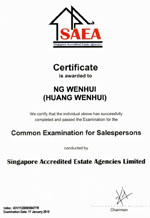 Common Examinations For Salespersons