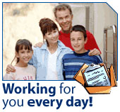 Working For You Everyday